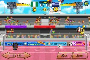 Nigeria VS Greece 5