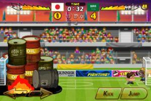Japan VS Saudi Arabia3