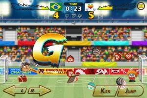 Valentine VS Brazil 1