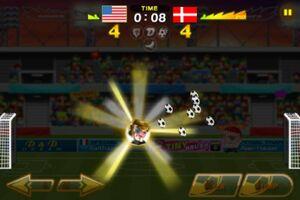 United States VS Denmark 3