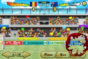 Romania VS Australia 0
