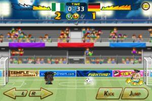 Nigeria VS Germany 5
