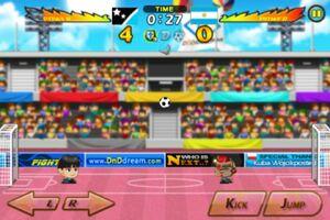 Super Saiyan VS Argentina 5