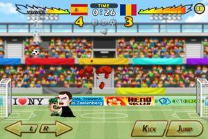 Spain VS Romania 3