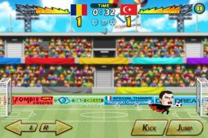Romania VS Turkey 2