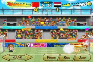 China VS Egypt 1