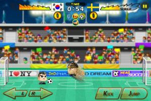 South Korea VS Sweden