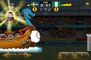 Sweden VS Nigeria 2