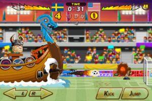 Sweden VS USA 3