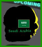 Saudi Arabia's face in Here Comes New Challenger