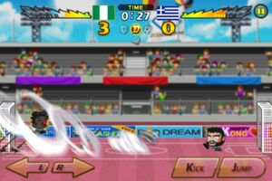 Nigeria VS Greece 3