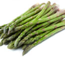 Asparagus Soup with Green Garlic and Eggs