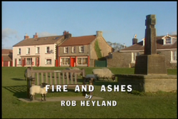 Fire and Ashes title card