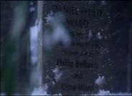 The grave of Daniel Bellamy