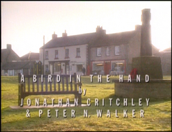 A Bird in the Hand title card