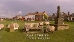 War Stories title card