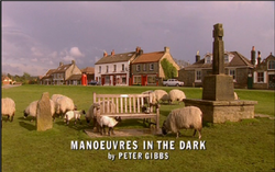 Manouevres in the Dark title card