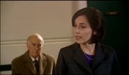 Jackie defends Colonel Clifford in court
