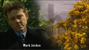 Mark Jordon as PC Phil Bellamy in the 2007 Opening Titles