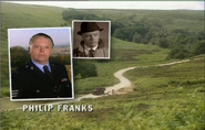 Philip Franks as Sgt. Raymond Craddock in the 1998 Opening Titles