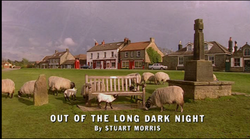 Out of the Long Dark Night title card