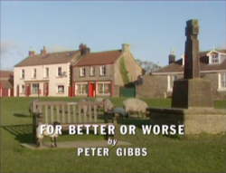For Better or Worse title card