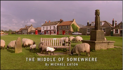 The Middle of Somewhere title card