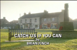 Catch Us If You Can title card