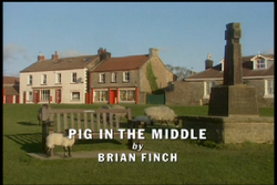 Pig in the Middle title card