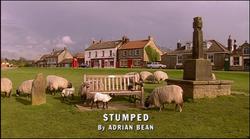 Stumped title card