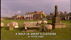 A Wolf In Sheep's Clothing title card