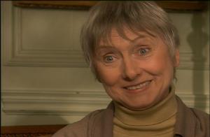 Geraldine Newman as Joyce Tomkinson