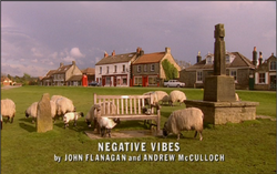 Negative Vibes title card