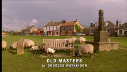 Old Masters title card