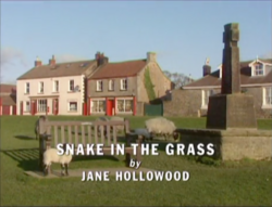 Snake in the Grass title card
