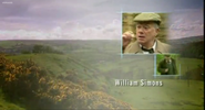 William Simons as Ex-PC Alf Ventress in the 2004 Opening Titles 2