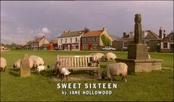 Sweet Sixteen title card