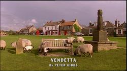 Vendetta title card