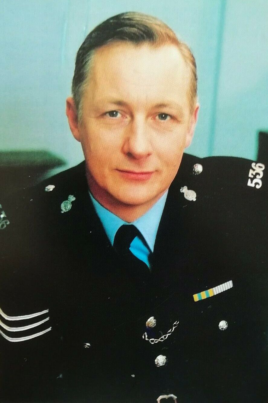 Sgt Dennis Merton