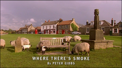 Where There's Smoke title card