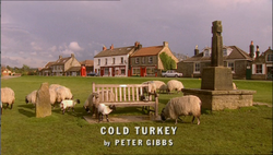 Cold Turkey title card