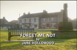 Forget Me Not title card