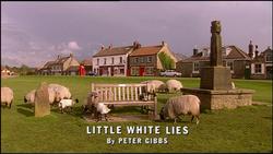 Little White Lies title card