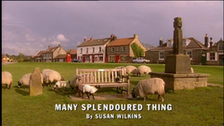 Many Splendoured Thing title card
