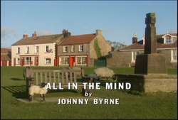 All in the Mind title card
