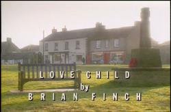 Love Child title card