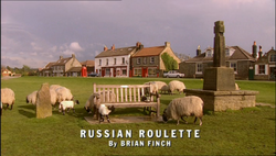 Rusian Roulette title card