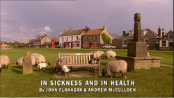 In Sickness and In Health title card