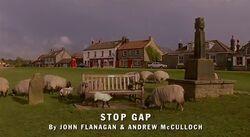 Stop Gap Title