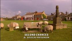 Second Chances title card